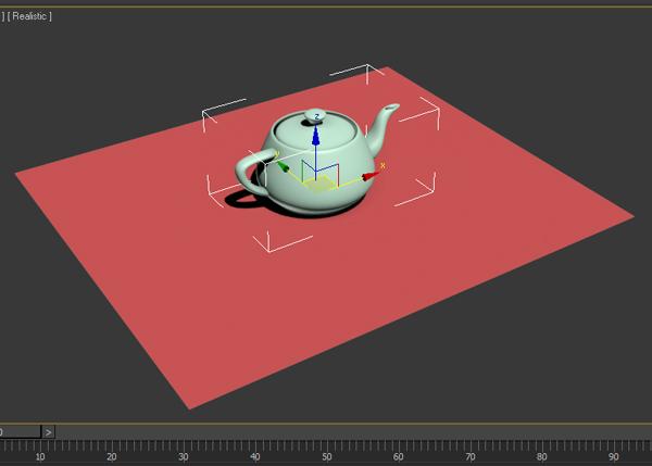 Make a teapot