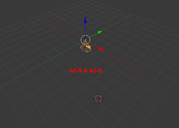 Alt-R and Alt-G keys