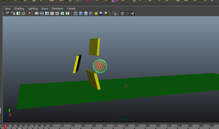 Understanding Particles and Dynamics in Maya—Part 3