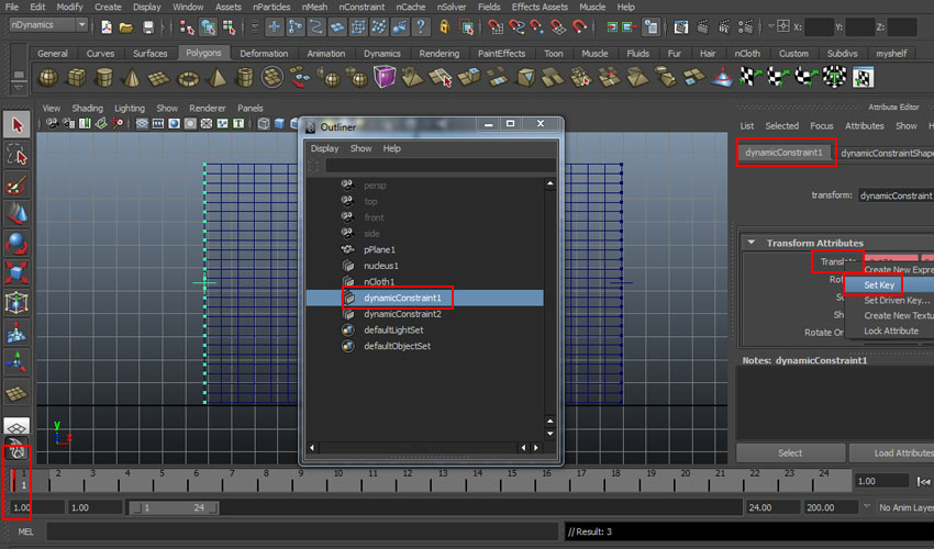 Understanding Particles and Dynamics in Maya—Part 5