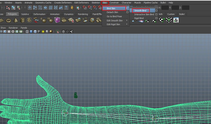 Understanding Particles and Dynamics in Maya—Part 6
