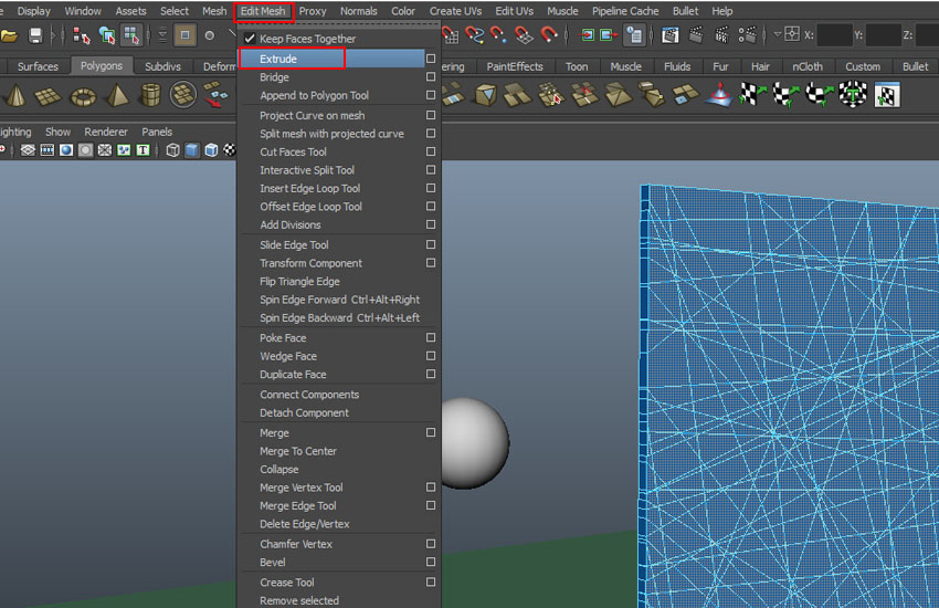Understanding Particles and Dynamics in Maya—Part 7