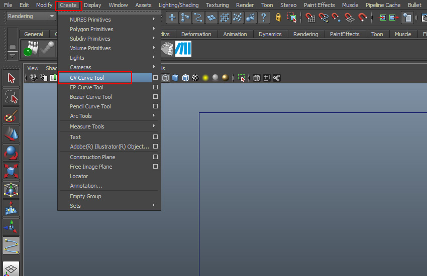 destructing elements in maya with pulldownit  part 2