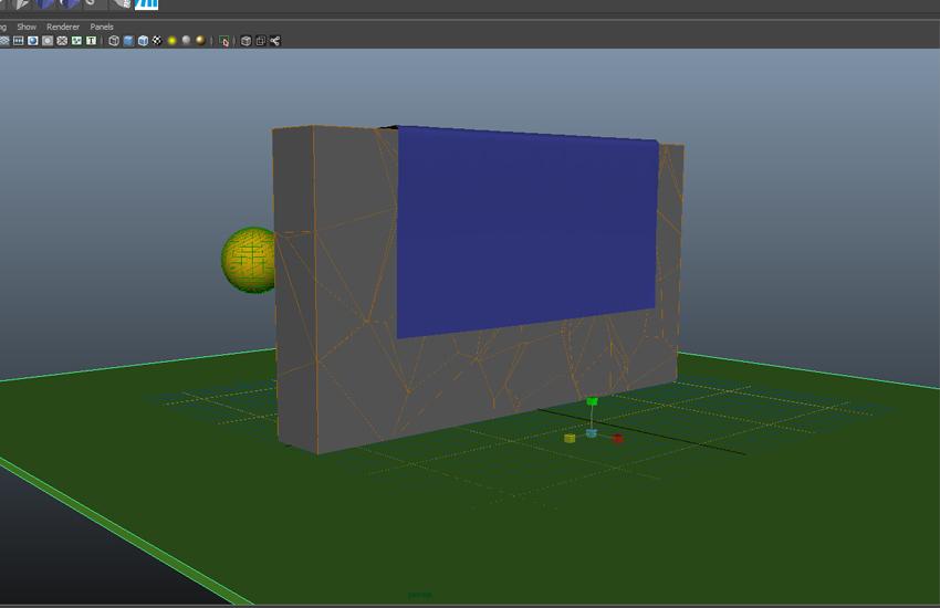 Create a cube
