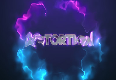After effects circular distortion preview image