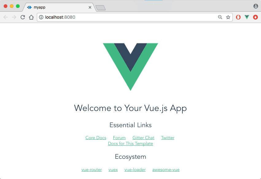 Introducing Vue and Weex for Native Mobile Apps