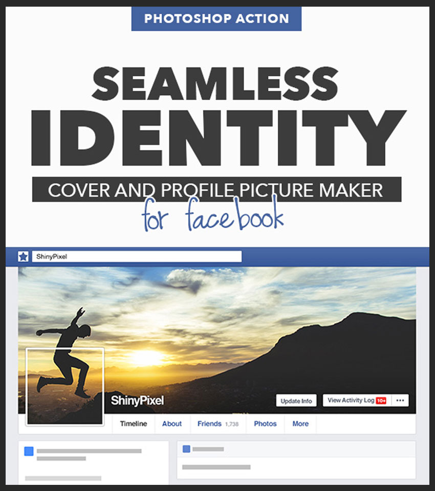 Seamless Identity Action for Facebook