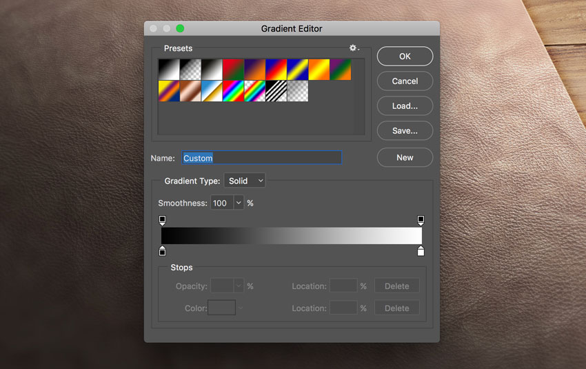 how to create stamp in photoshop 11