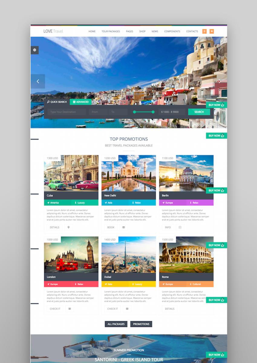20 Best WordPress Travel Themes for Adventurous Blogs & Sites