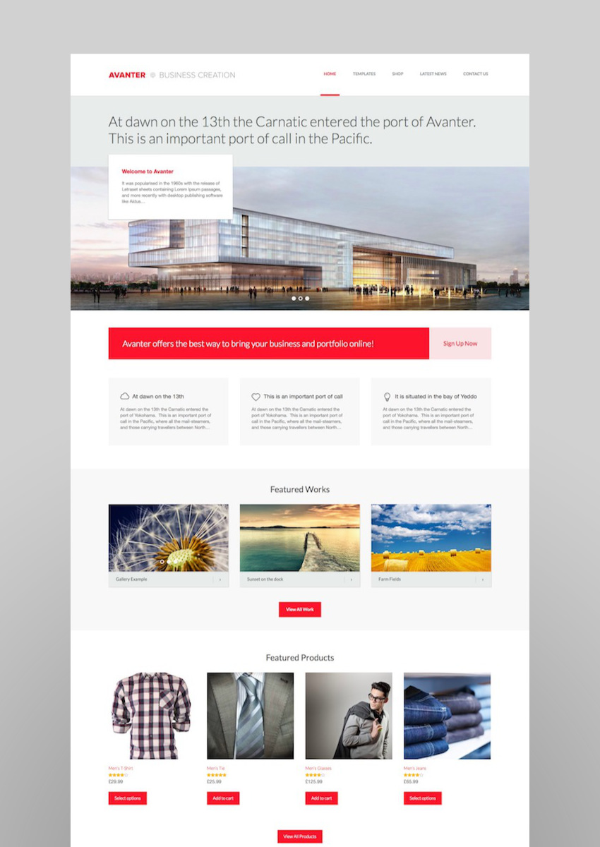 25+ Top WordPress Themes to Make Architecture Design Sites