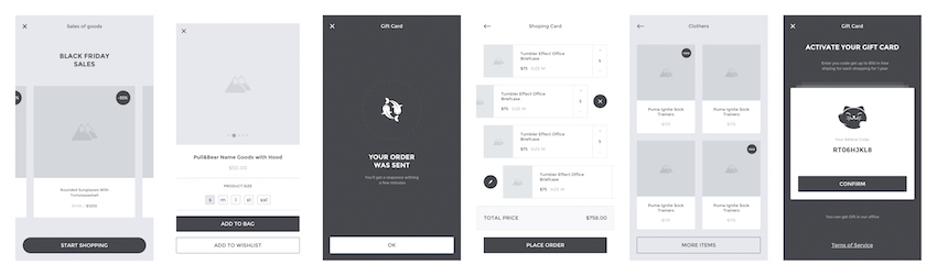 20 Must-Have Wireframe Templates and UI Kits for Your Design