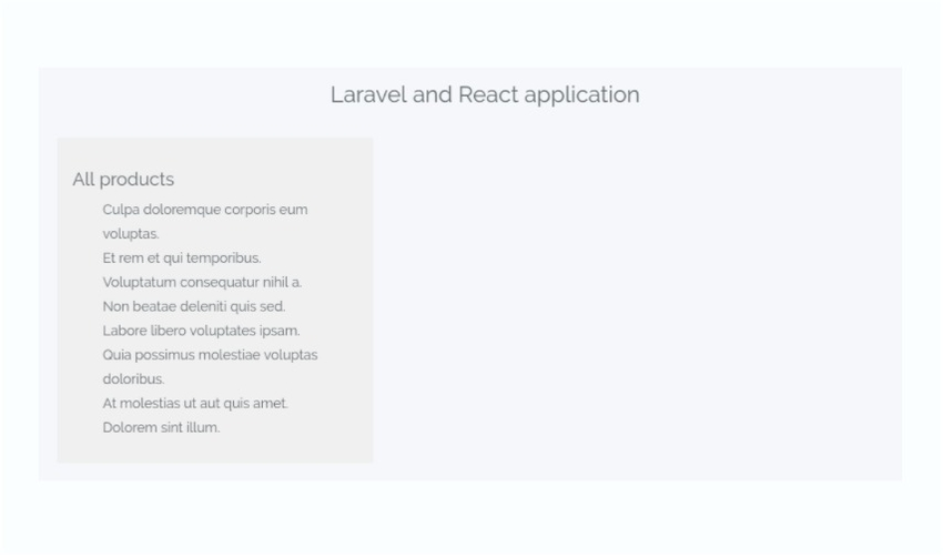 Build a React App With a Laravel Back End: Part 2, React