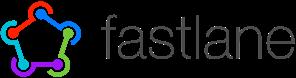 The fastlane logo