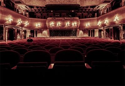Architecture auditorium chairs 109669