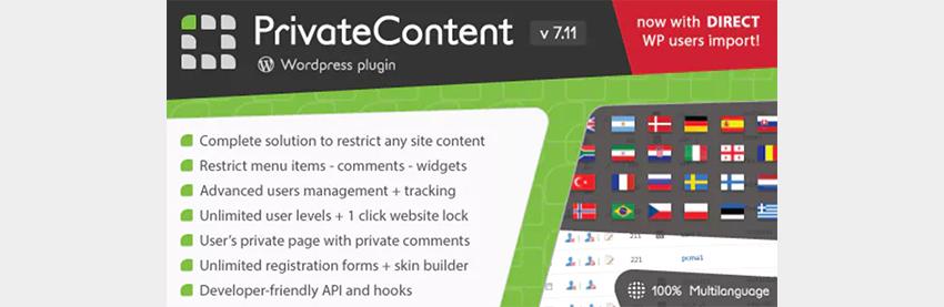 Private Content