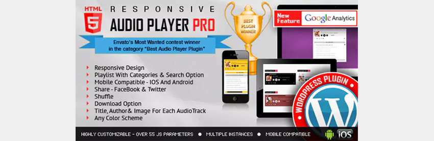 Audio Player PRO