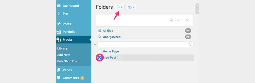 Sub Folder Creation