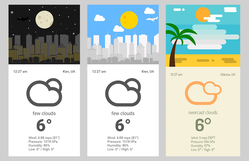 aWeather Temperature Plugin WordPress
