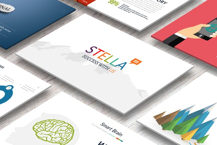 STELLA Google Slides Theme