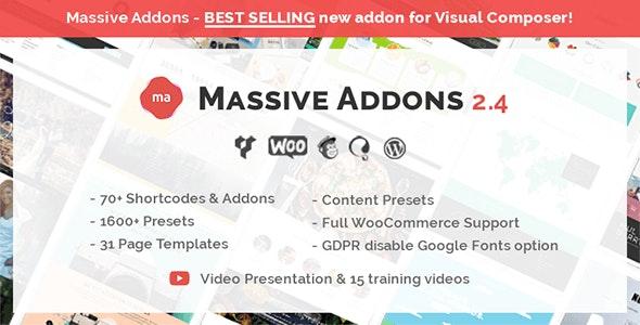 Massive Addons