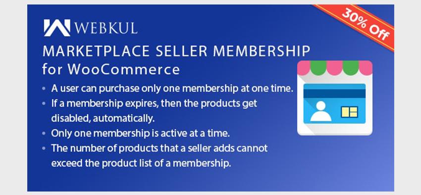Multi-Vendor Marketplace Membership for WooCommerce