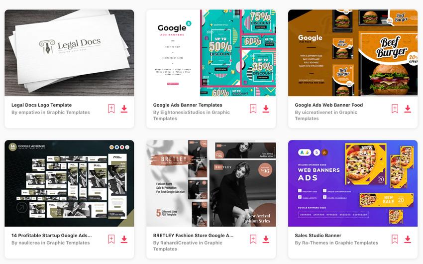 Google Docs Graphic Design Templates