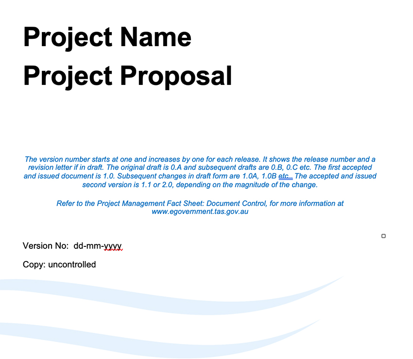 Project Proposal Template 08