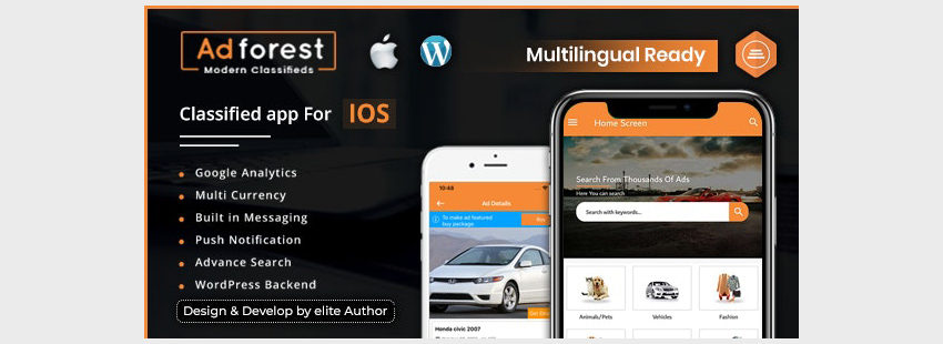 AdForest - Classified iOS