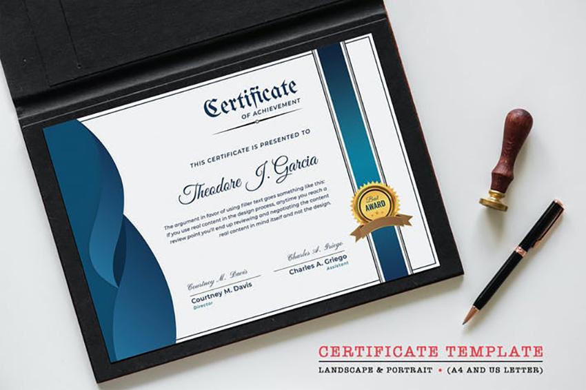 Certificate Template-01