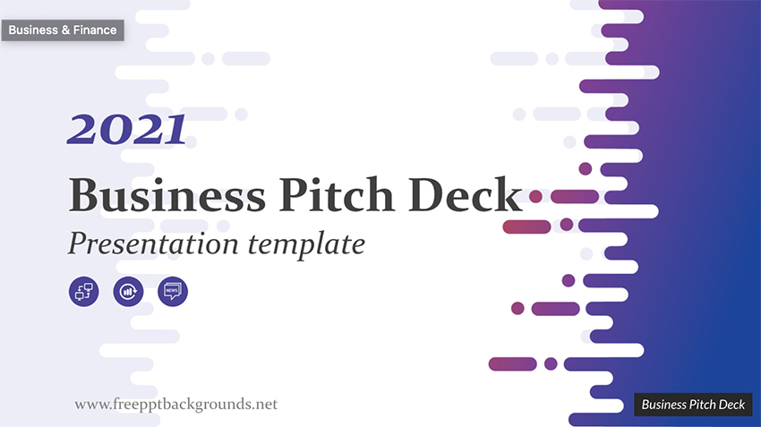 Business Pitch Deck
