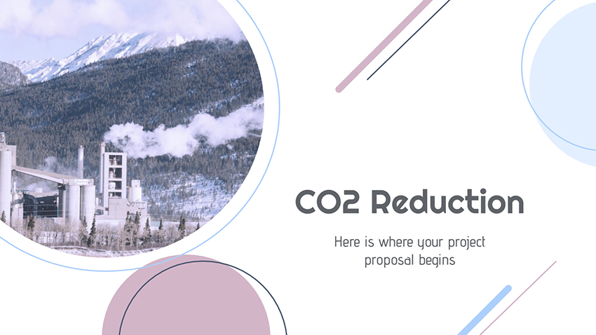 CO2 Reduction Project Proposal