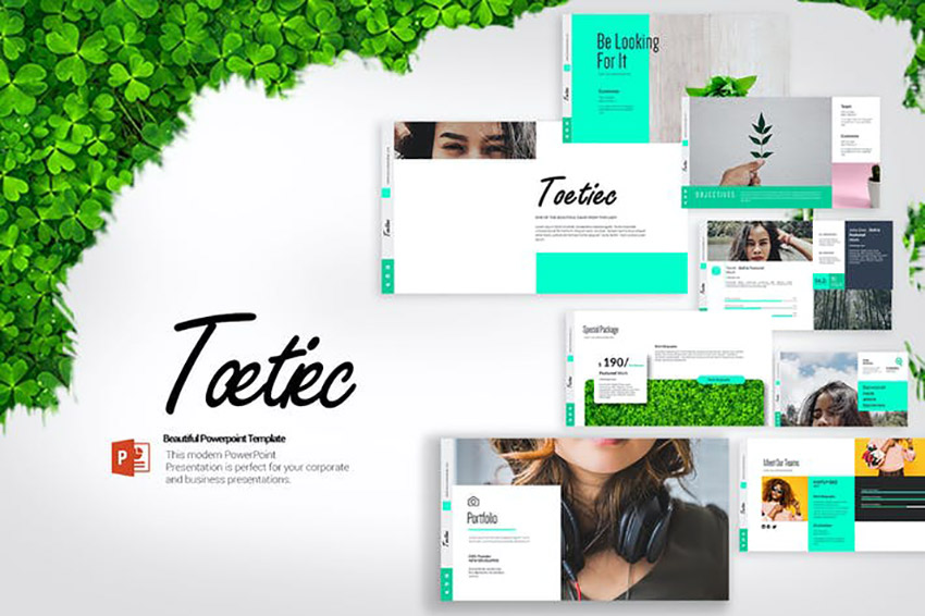 25 Free Powerpoint Ppt Cover Page Templates For 2020