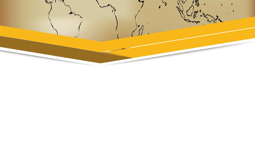 Free PowerPoint Maps - World