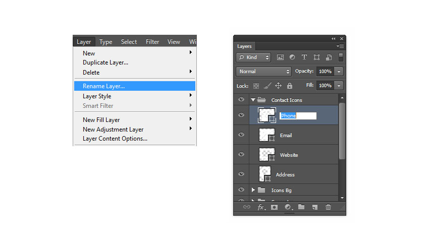 How to Create a Modern Business Card Using Adobe Photoshop