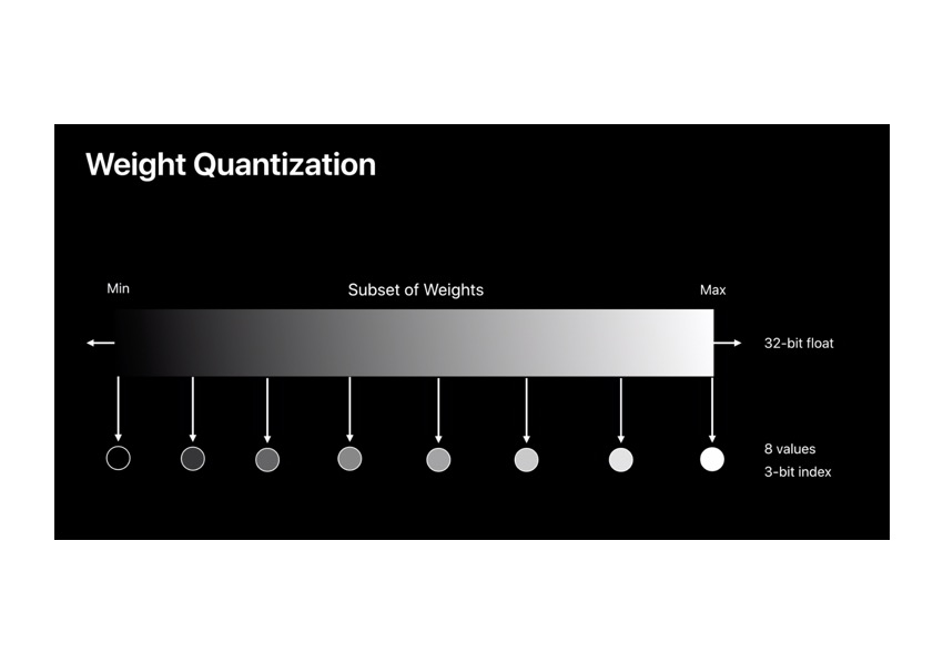 Figure 4 Weight Quantization