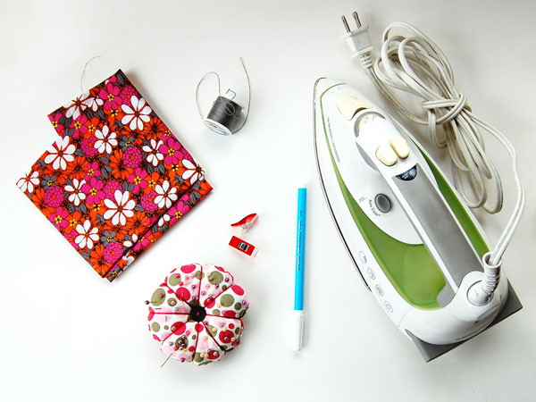 Sewing with mitered corners supplies