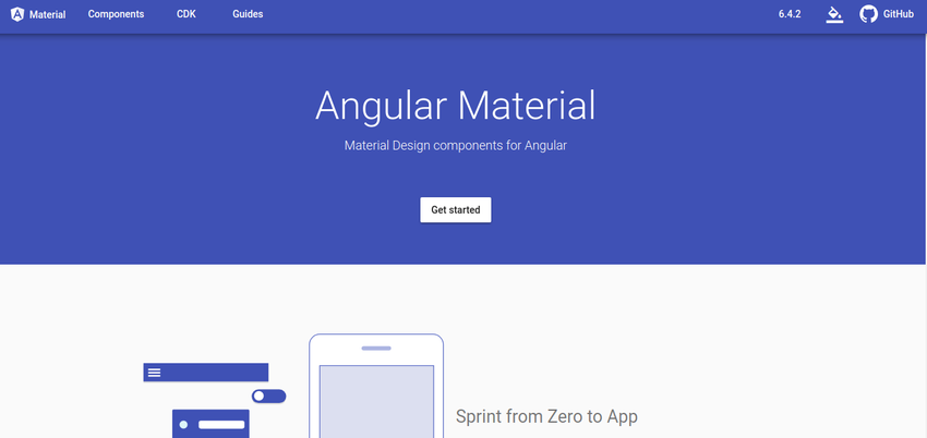 How to Use Material Design in Angular 6