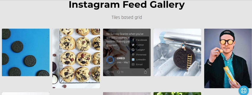 Flow-Flow Instagram Feed Plugin
