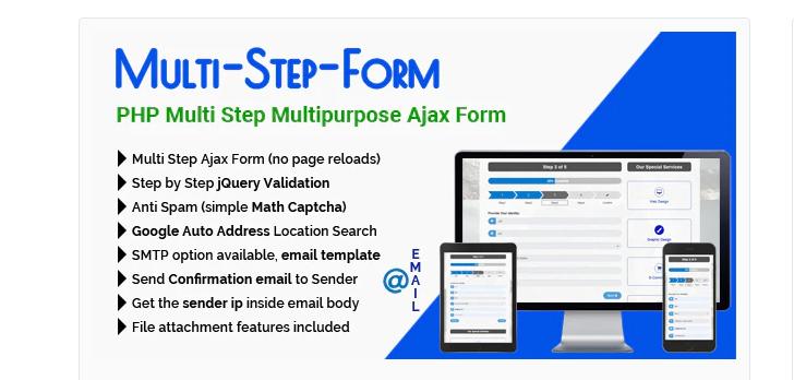 multistep form