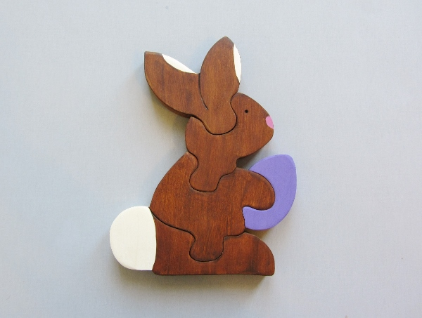 Free woodworking easter plans