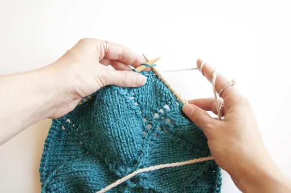 Knitting chart 2