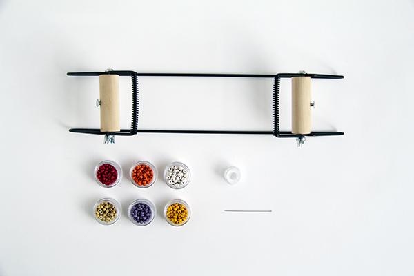 Bead loom supplies