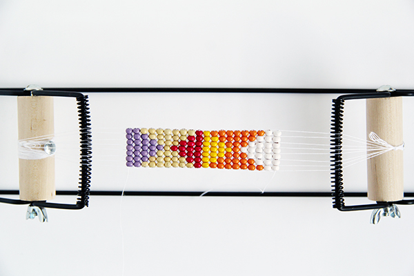 photo regarding Free Printable Bead Loom Patterns identify Jewelry Basic principles: How in direction of Seek the services of a Bead Loom