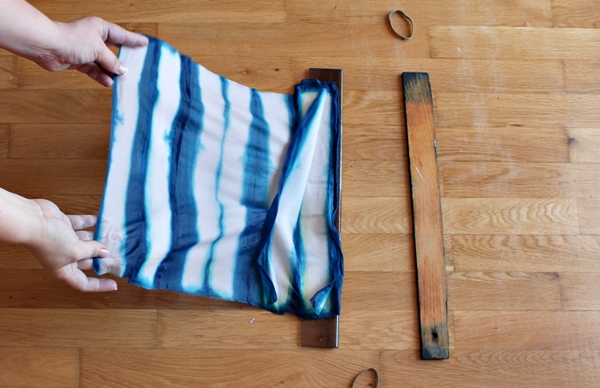 How To Make A Shibori Silk Scarf