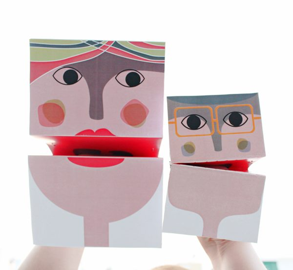 picture about Free Hand Puppet Patterns Printable referred to as Youngsters Craft: How towards Crank out Your Private Paper Hand-Puppets