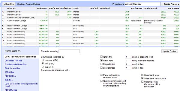 dataset-loaded-openrefine