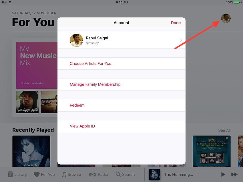 choose-artists-for-you-ios