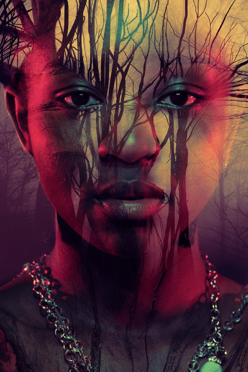 How to Create a Dark Double Exposure Effect in Affinity Photo