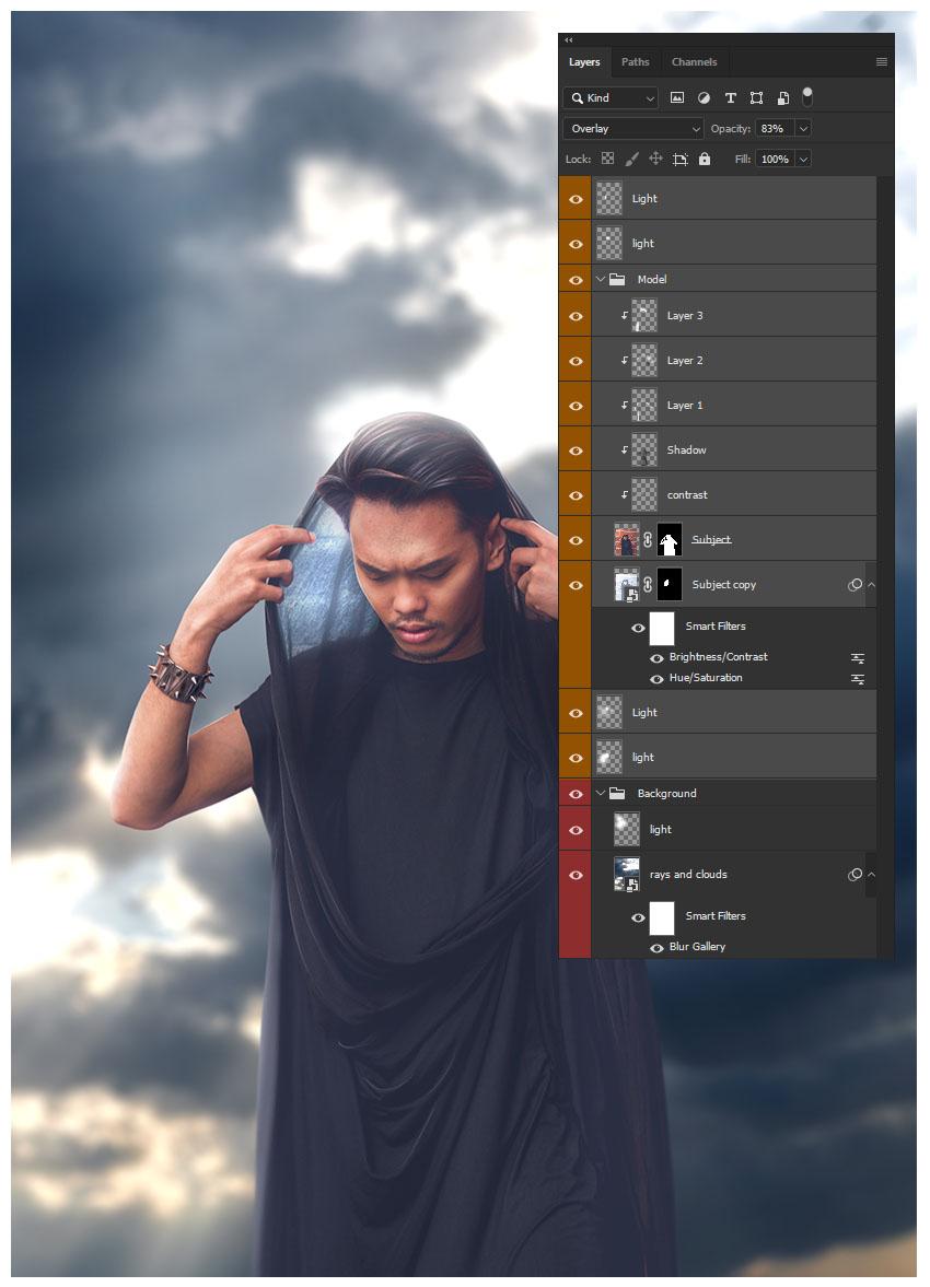 final layers