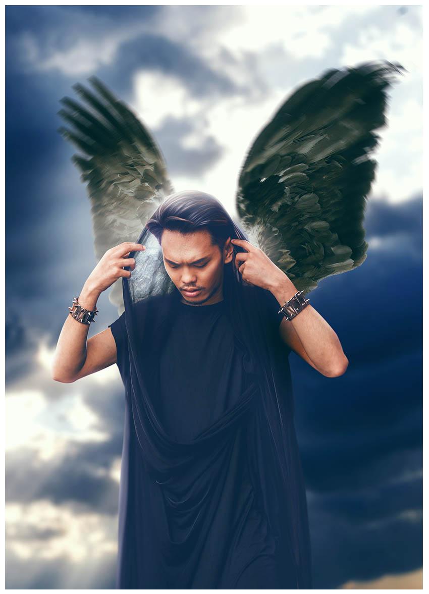 blur wings